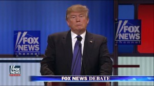 Donald Trump discussing his conversation with the New York Times on Fox News on Thursday, March 3, 2015.