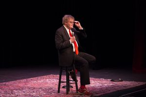 Garrison Keillor (via Michael O'Brien/Flickr Creative Commons)