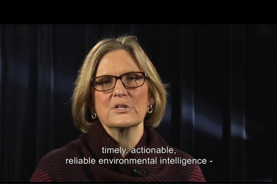 Dr. Kathryn Sullivan, Under Secretary of Commerce for Oceans and Atmosphere and NOAA Administrator since March 6, 2014, reaffirms NOAA's policy to open information in an introductory video.