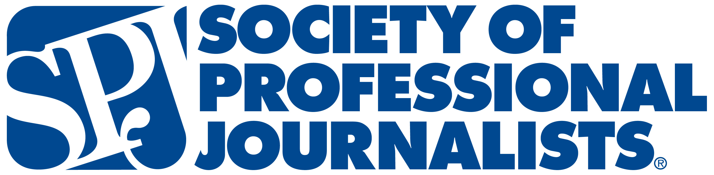 logo of society of professional Journalists