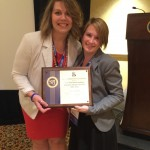 Lindsay Friedman ran the OU chapter in 2013-14, with Kate Hiller taking over this year.