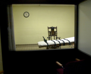 In Ohio, 138 men on Death Row await execution in Lucasville, Ohio, above, with the lone woman sitting on death row in Marysville.