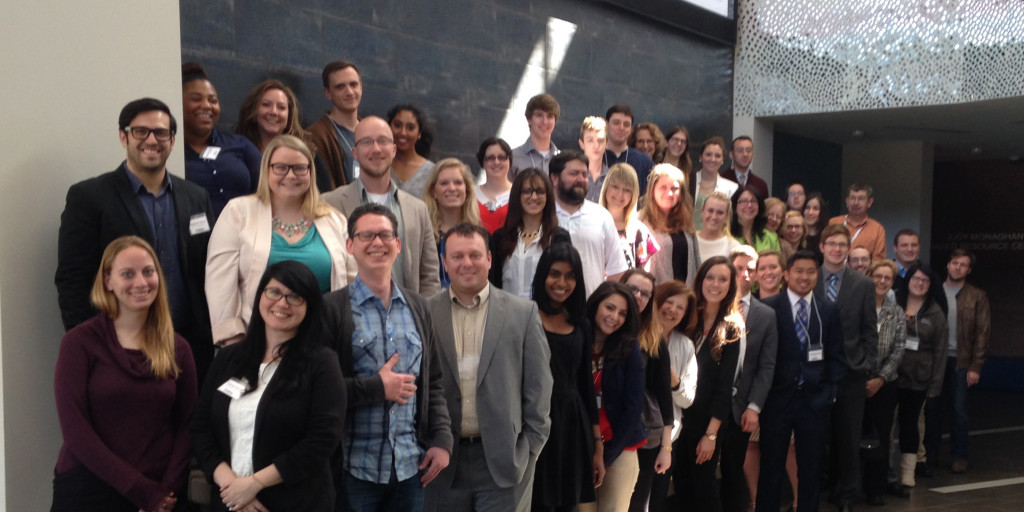 Journalists from across the region traveled to Omaha March 27-28 for the 2015 Society of Professional Journalists Region 7 Spring Conference.
